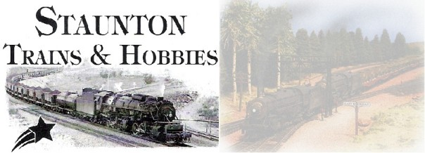 Staunton Trains and Hobbies